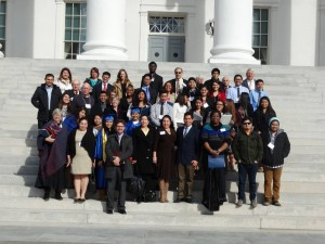 VACOLAO's Immigrant Advocacy Day 2016