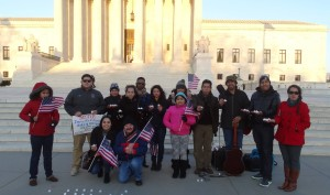Vigil for DAPA